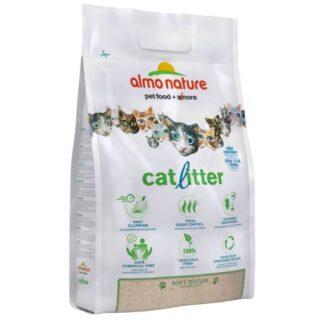 kattenbakvulling-Almo Nature catlitter